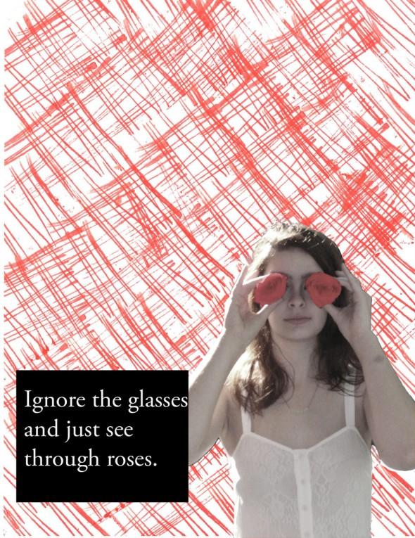 Red Roses, Red  Roses, She Never Opposes